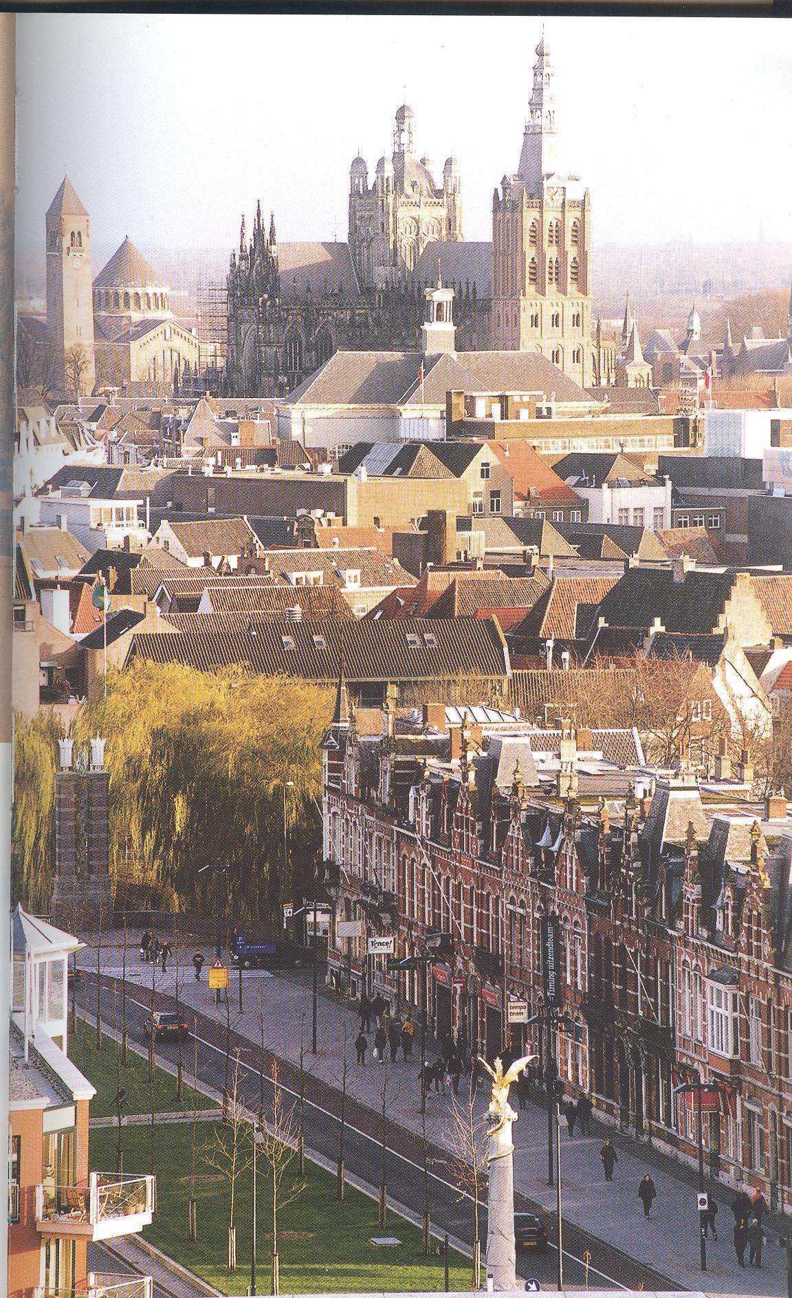 Den Bosch rooftops