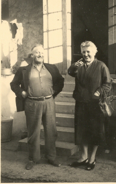 Pierre and Marie Elhorga