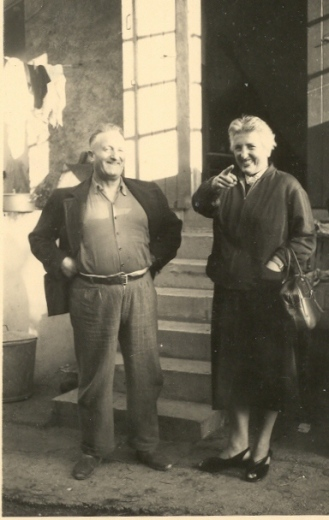 Pierre and Marie Elhorga