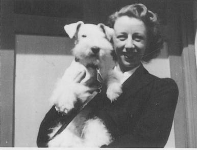inge-neukircher-with-dog