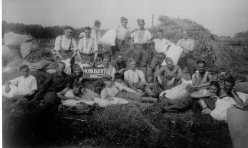 Karst Smit - Mobilization of 1939