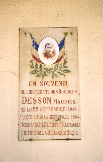maurice-desson-plaque