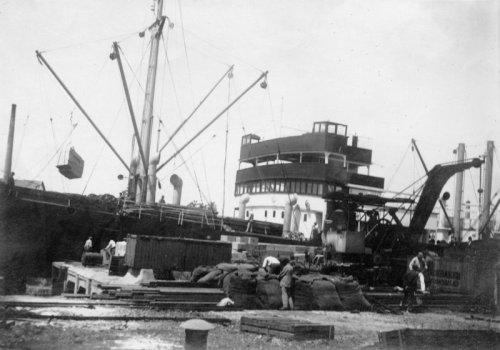 seville-port-side-view-of-ship-loading-or-unloading