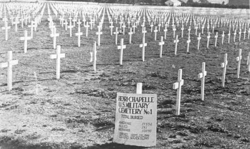 18-Cemetery US Henri-Chapelle