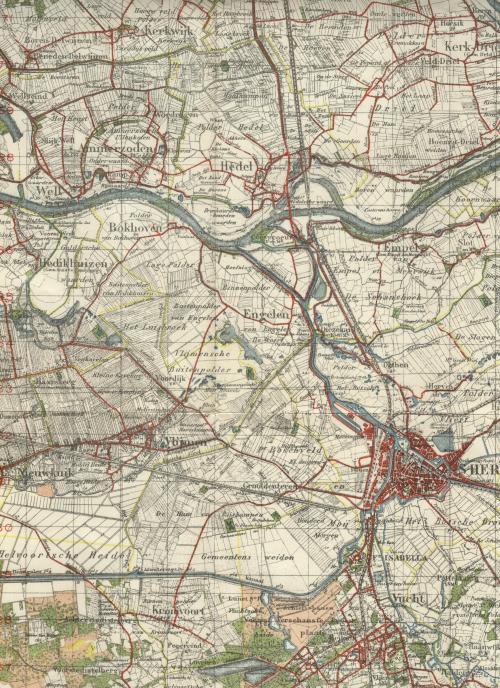 Well, Hedikhuizen, Bokhoven, Den Bosch 1939