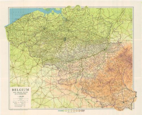 Belguim 1944