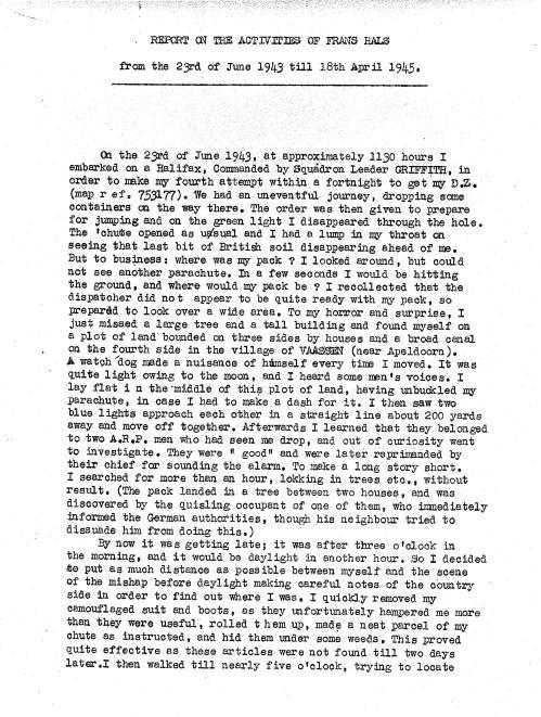Kragt report, p. 1