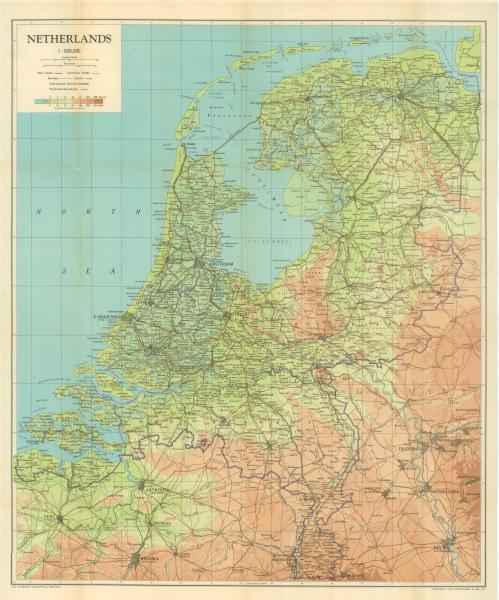 Netherlands 1944