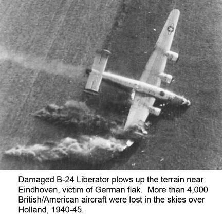 B-24 crash-2