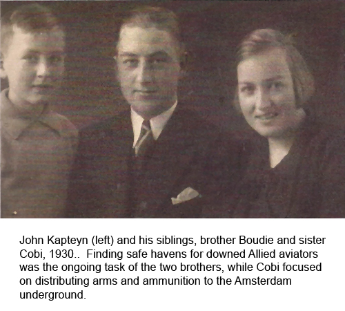 Three Kapteyn children