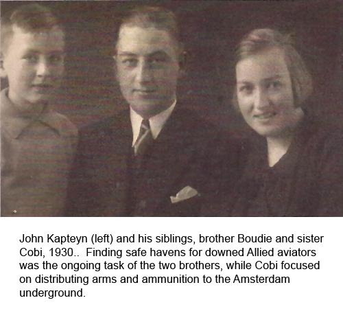 Three Kapteyn children