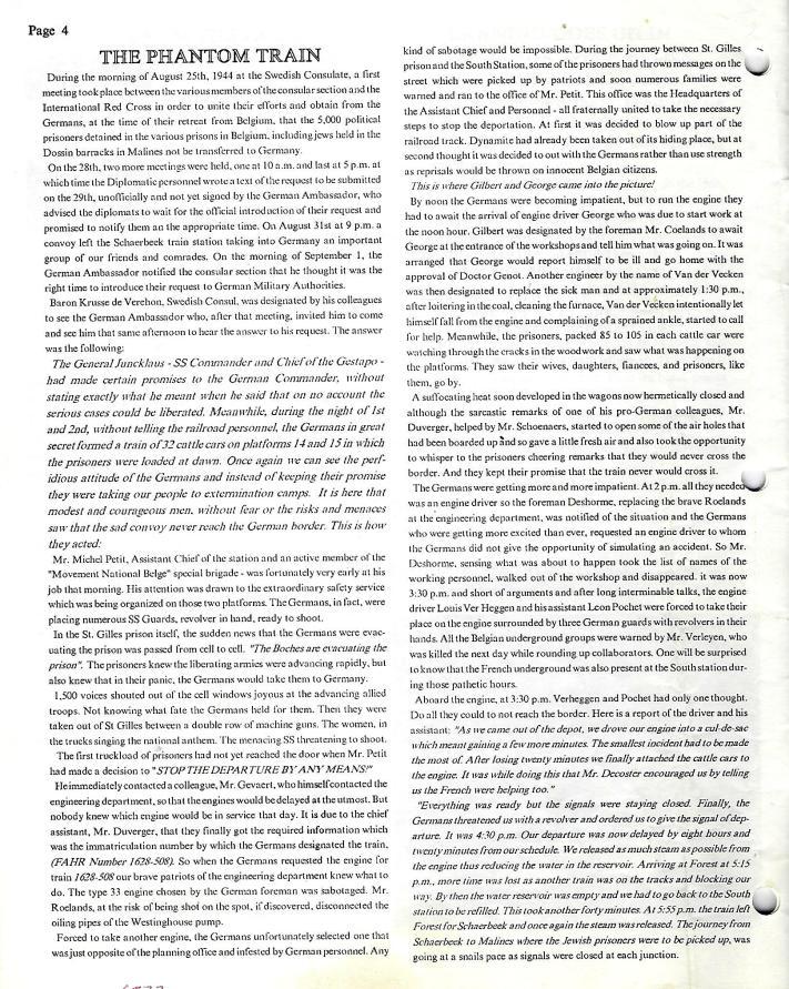 Phantom Train by Anne Brusselmans, pg. 1