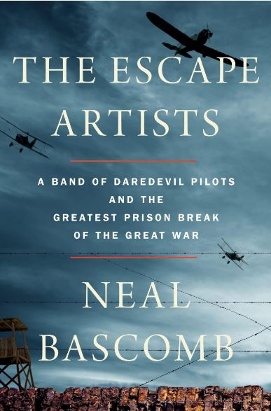 Bascomb, The Escape Artists