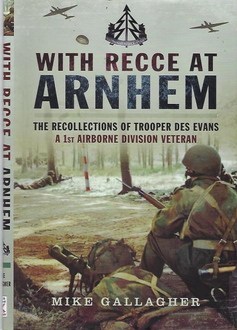 Gallagher, With Recce at Arnhem